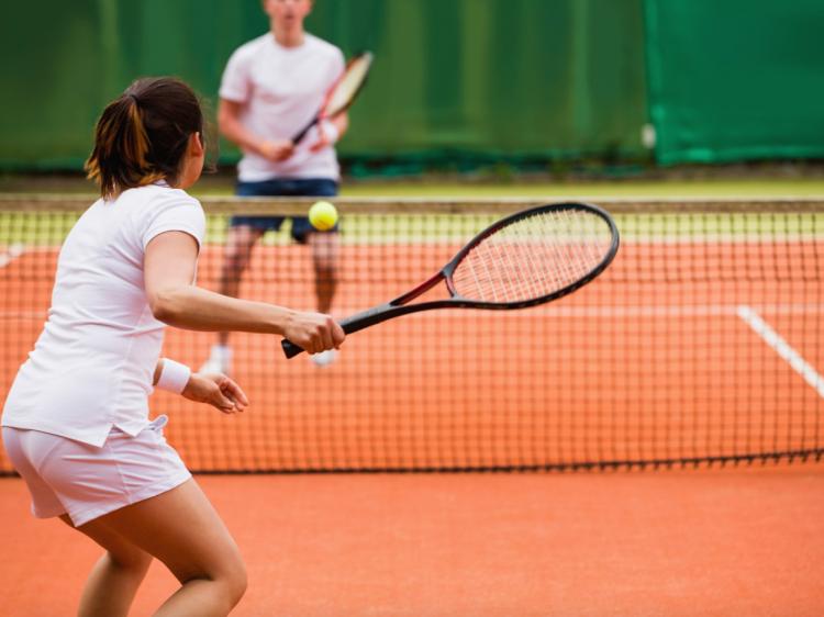 Singlereis Tennissen IN EGYPTE HBO+