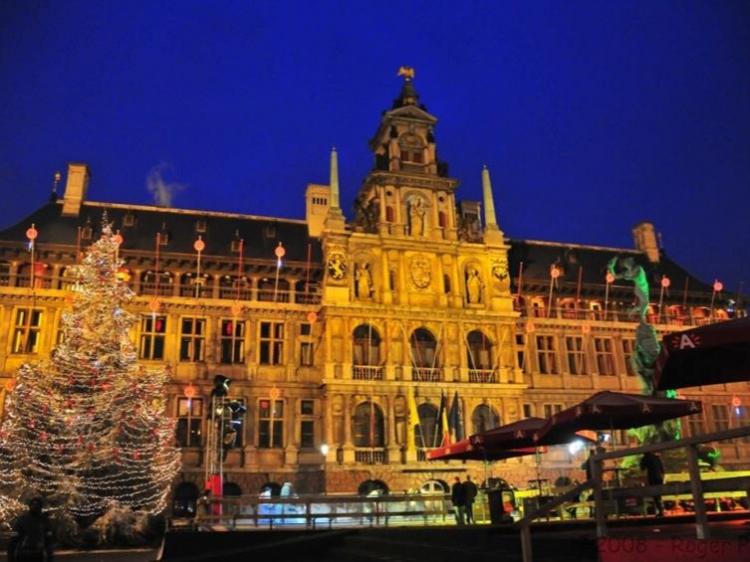 Singlereis Genieten in Antwerpen MET OUD EN NIEUW