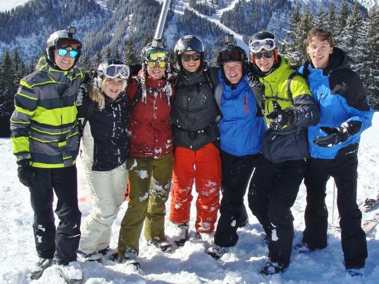 Singlereis Snow, Friends & Fun IN WESTENDORF