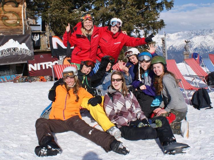Singlereis Ski, Snowboard & Fun IN WAGRAIN