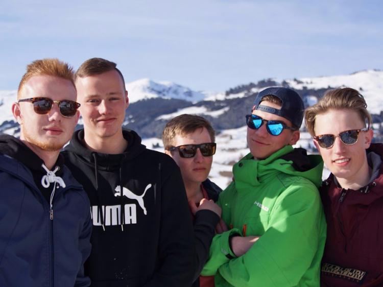 Singlereis Snow, Friends & Fun IN WAGRAIN
