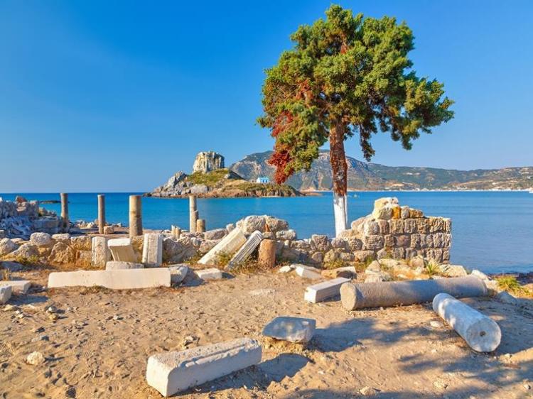 Singlereis Zon, Zee en Strand KOS, GRIEKENLAND