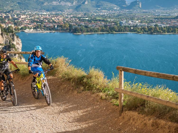 Singlereis Wandel, Fiets en Mountainbike (HBO-WO) GARDAMEER