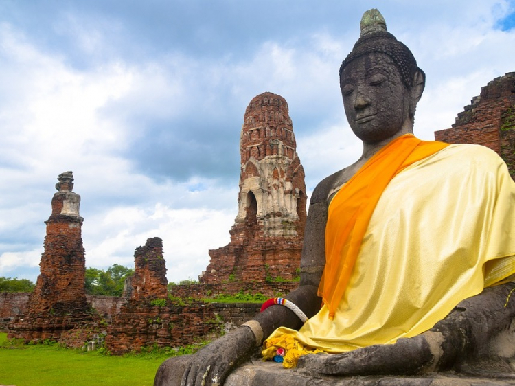 Singlereis Rondreis Cultuur Snuiven THAILAND