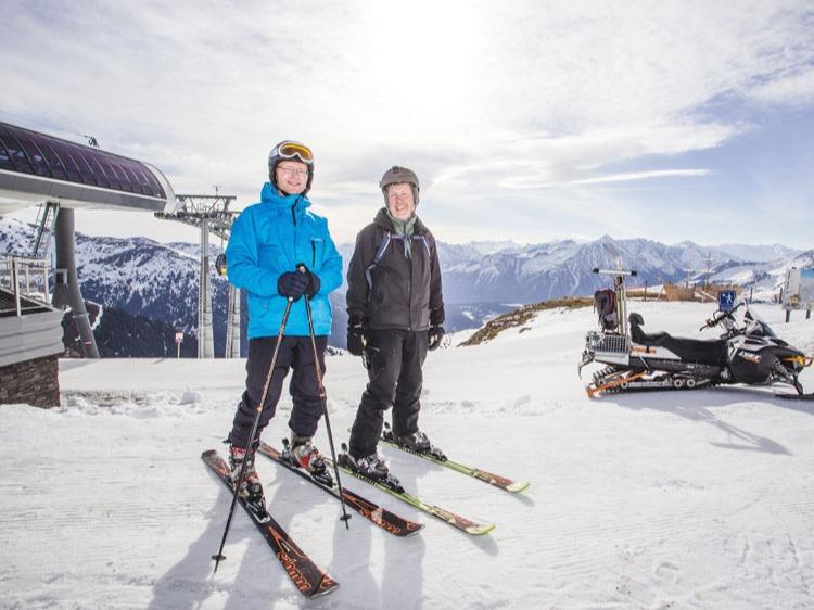 Singlereis Wintersport met singles IN OBERTAUERN
