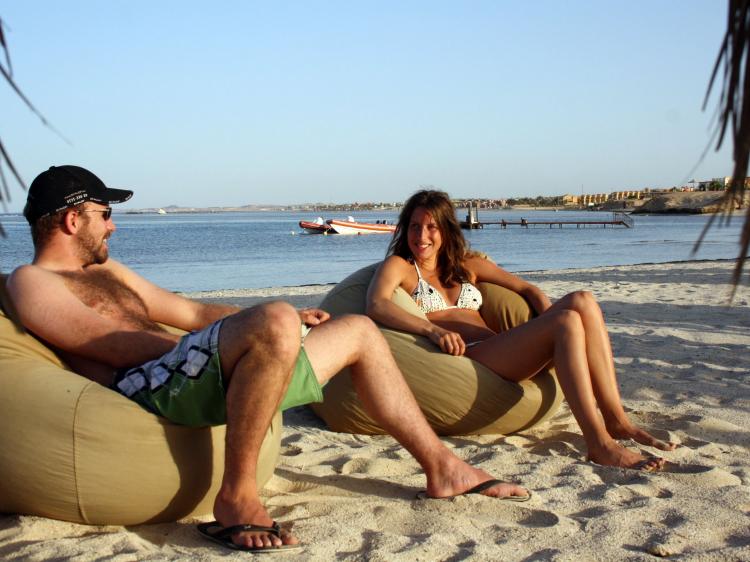 Singlereis Duikvakantie Egypte MARSA SHAGRA