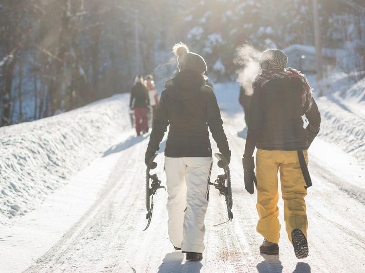 Singlereis Actieve Winterreis ZWEDEN