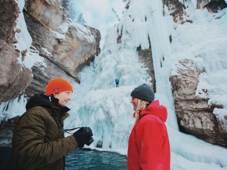 Singlereis Actieve Winterreis CANADA