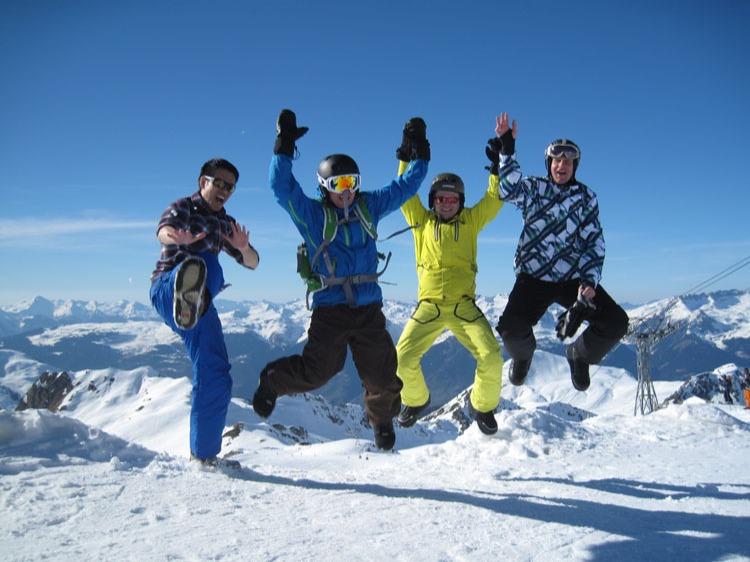 Singlereis Wintersport met singles IN HET ZILLERTAL