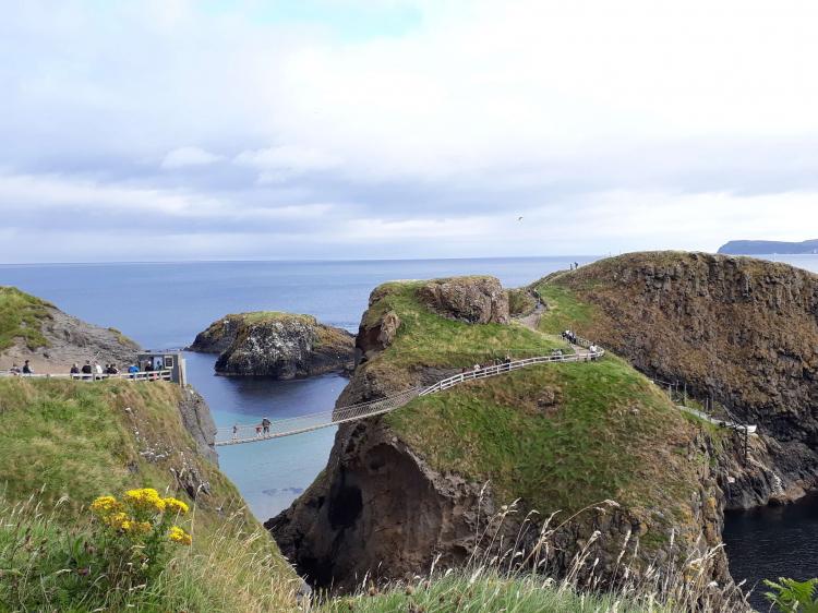 Singlereis Actieve rondreis NOORD-IERLAND
