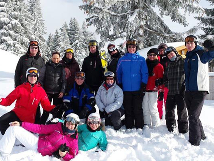Singlereis Wintersport IN WAGRAIN