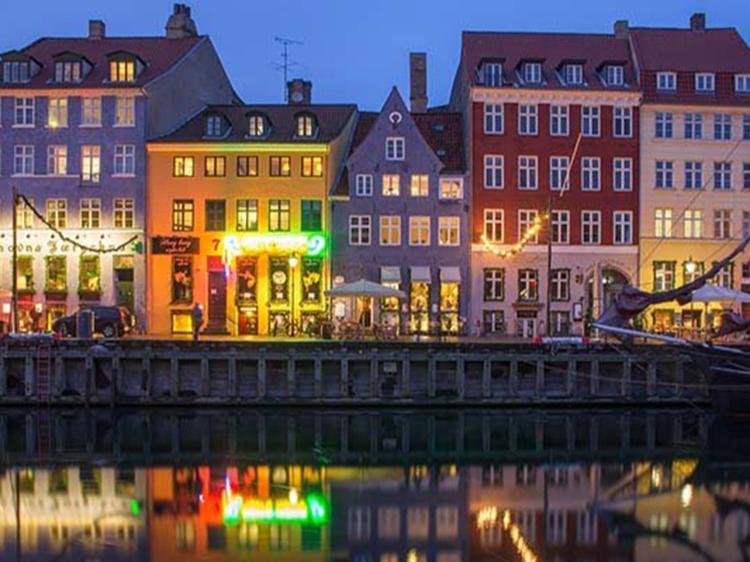 Singlereis Vier Kerst of Oud & Nieuw IN KOPENHAGEN