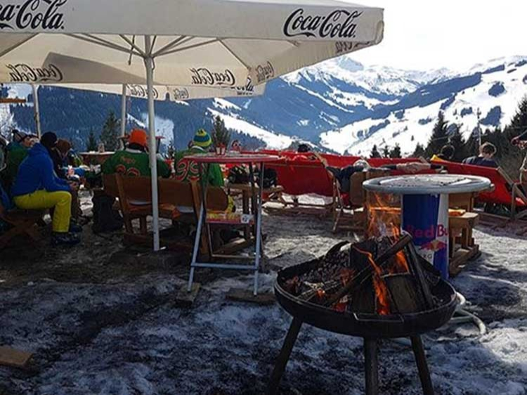 Singlereis Wintersport IN HINTERGLEMM