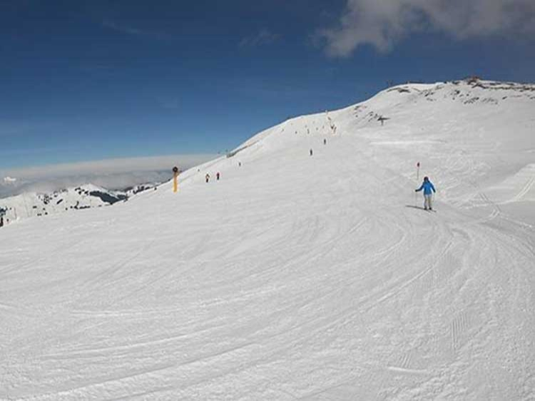 Singlereis Wintersport IN HINTERGLEMM