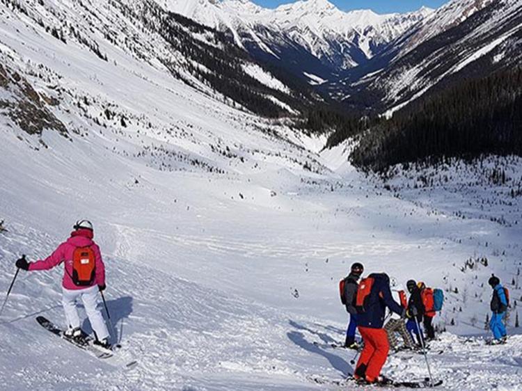 Singlereis Wintersport IN CANADA