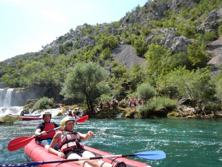 Singlereis Outdoorspecial  KAMPEREN IN STARIGRAD