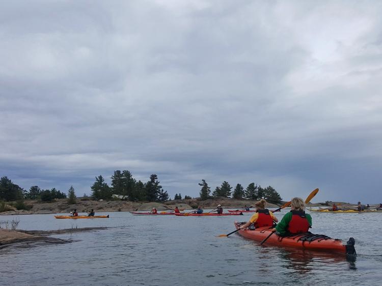 Singlereis Actieve rondreis OOST-CANADA