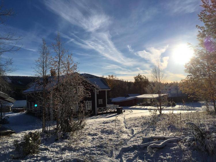 Singlereis Actieve Winterreis FINS LAPLAND