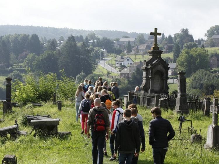 Singlereis Christelijke vakantie ACTIEF IN DE ARDENNEN