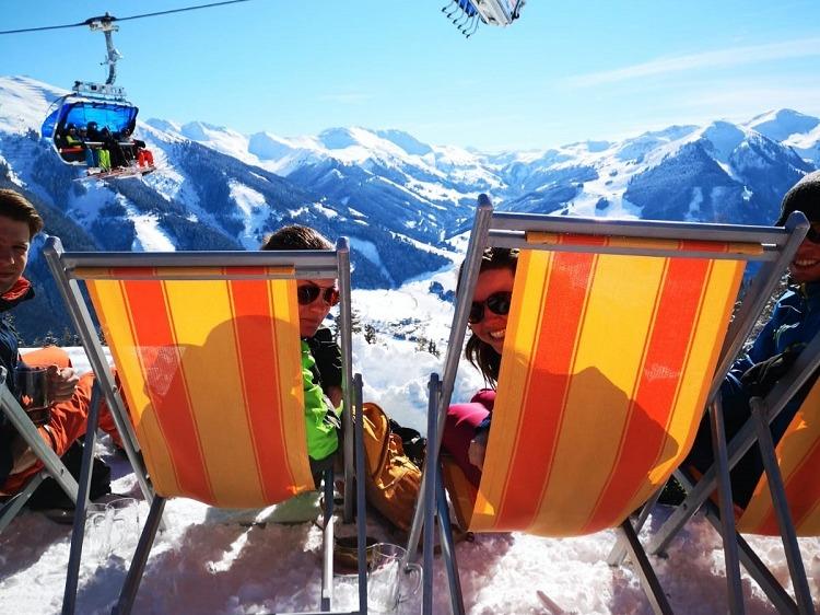 Singlereis Wintersport vakantie (HBO-WO) IN LECH