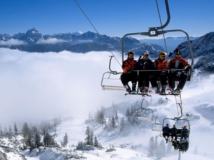 Singlereis Genieten van wintersport JENIG, KARINTIË