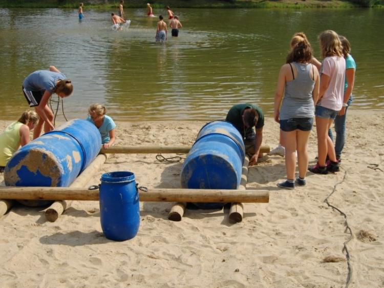 Eenoudervakantie Outdoor camp IN TWENTE
