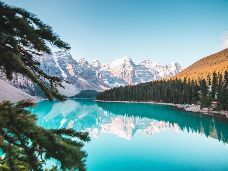 Singlereis Rondreis  WEST - CANADA