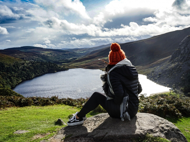 Singlereis Wandelvakantie WICKLOW MOUNTAINS