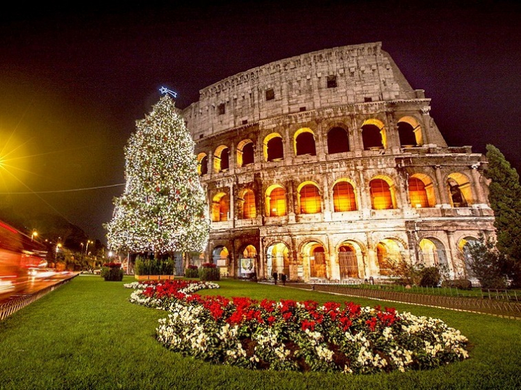 Singlereis Genieten tijdens de feestdagen IN ROME