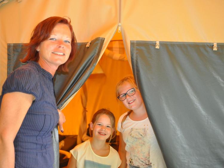 Eenoudervakantie Actieve vakantie CAMPINGPLEK IN BELGIË