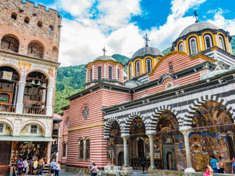 Singlereis Bulgarije 10-DAAGSE GROEPSRONDREIS