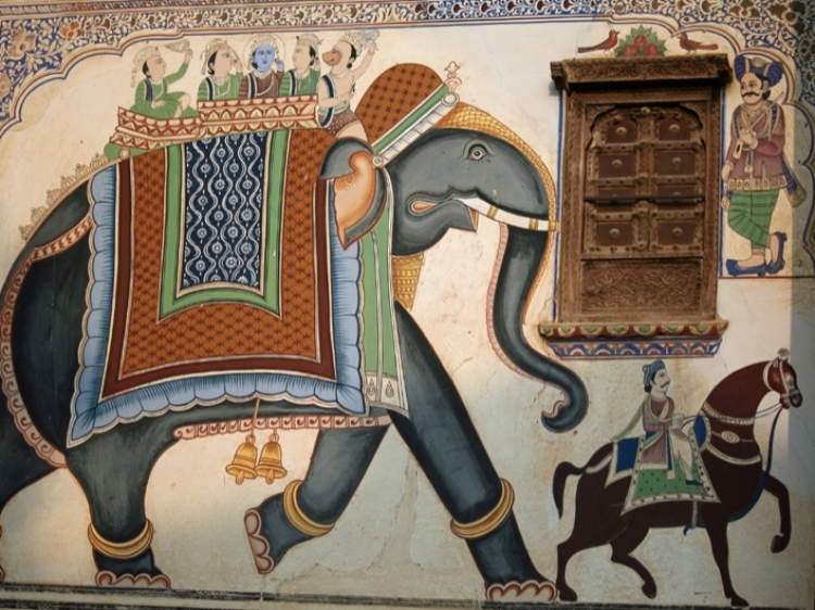 Singlereis India Rajasthan 22-DAAGSE RONDREIS