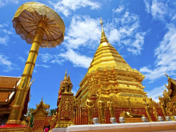 Singlereis Thailand 22-DAAGSE RONDREIS