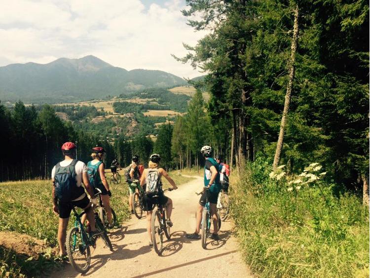 Singlereis Wandel, Fiets en Mountainbike (HBO-WO) IN FILZMOOS