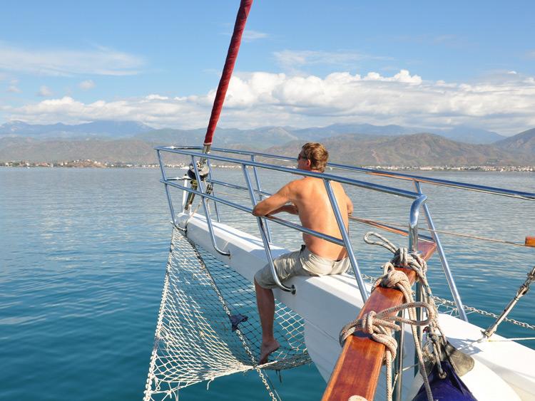 Singlereis Luxe Blue Cruise LANGS DE TURKSE KUST