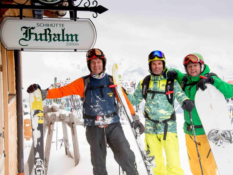 Singlereis Wintersportvakantie VOLPENSION IN KONIGSLEITEN