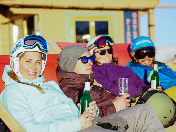 Singlereis Wintersportvakantie MET SKISAFARI IN KONIGSLEITEN