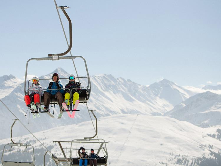 Singlereis Wintersportvakantie KERST IN KÖNIGSLEITEN