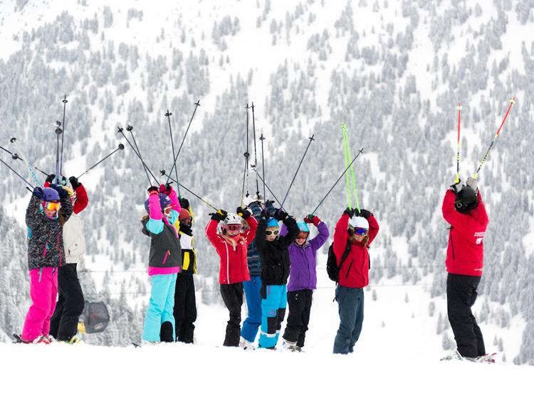 Eenoudervakantie Wintersportplezier IN KONIGSLEITEN, OOSTENRIJK