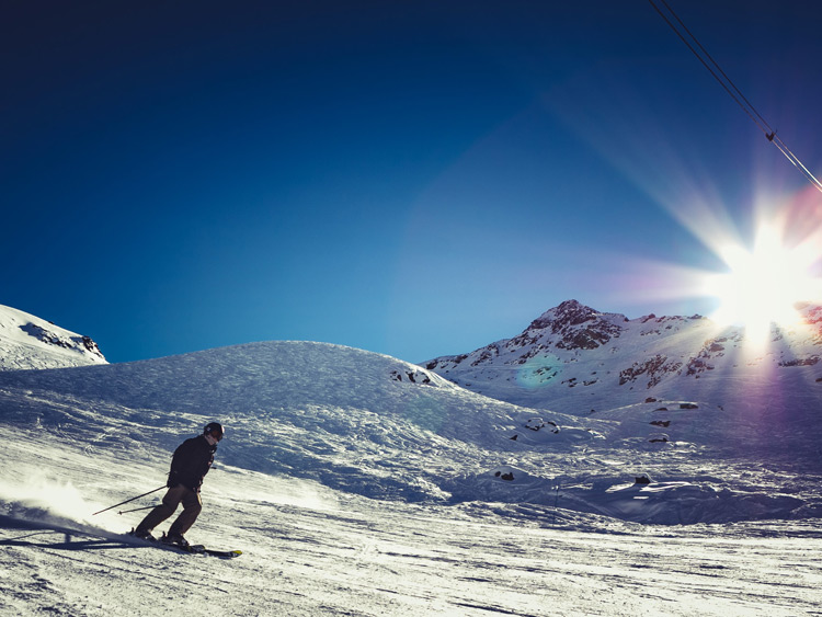 Singlereis Wintersport vakantie (HBO-WO) IN KIRCHBERG