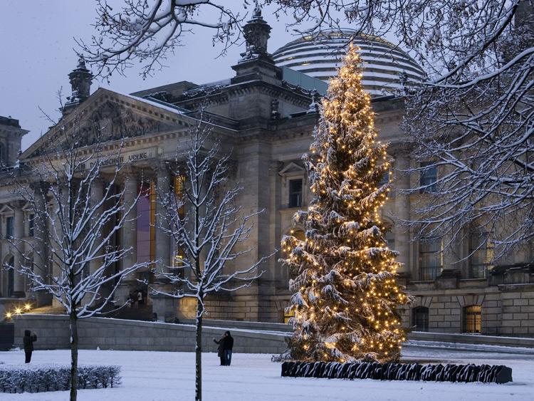 Singlereis Vier Kerst of Oud & Nieuw IN BERLIJN
