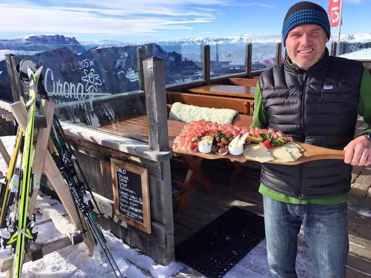 Singlereis Genieten van wintersport IN VAL GARDENA